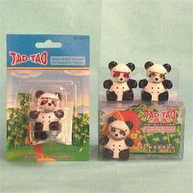 Panda Designed Air Freshener Ideal for Cars from Harvest Cosmetic Industry Co Ltd
