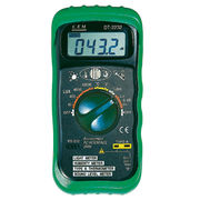 China 4-in-1 Multifunction Environment Meter with 4000 Count Digital LCD Display