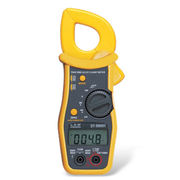Professional AC, AC/DC Clamp Meter with Electronic Overload Protection