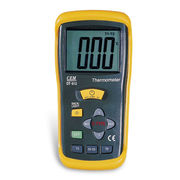 China Digital Thermometer with Dual Thermocouple Input and Scan Function