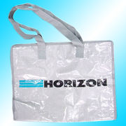 PP Woven Bag with Customer's Designs and Logos from Everfaith International (Shanghai) Co. Ltd