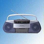 AM/FM Stereo and Cassette Recorder from China (mainland)