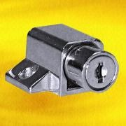 Chrome-plated Push Window Lock Manufacturer