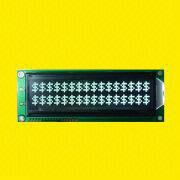 China 5V LCD Module with 16 x 2 Lines, 1/5 Bias and 122 x 44 x 9.5mm Dimensions