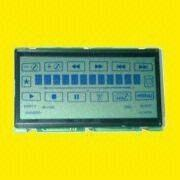 Audio LCD Module with EL Backlight, Custom-design from Xiamen Ocular Optics Co. Ltd