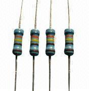 Metal-film Resistors from Taiwan