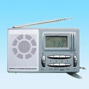 AM/FM 4-Band PLL Radio from China (mainland)
