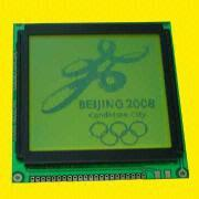 128 x 128 Dots STN LCD Module from China (mainland)