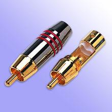 Assorted RCA A/V Connectors Manufacturer
