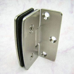Stainless Steel Glass Door Hinge from Hong Kong SAR