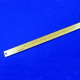 Ruler for Dressmaker Use, Measures 100cm, Made of Wood