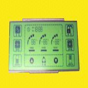 Alphanumeric LCD Module with 4.8V Driving Voltage from Xiamen Ocular Optics Co. Ltd