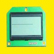 LCD Module with 45.6 x 22mm Viewing Area from Xiamen Ocular Optics Co. Ltd