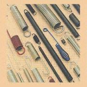 Middle-Duty Extension Springs Manufacturer