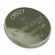 Hong Kong SAR 3V Lithium/Manganese Dioxide Button Cell with Standard Current and Pulse Current