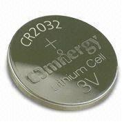 Lithium/Manganese Dioxide Button-cell CR2032 Batt from Hong Kong SAR