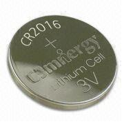 Lithium/Manganese Dioxide Button-cell Batteries from Hong Kong SAR