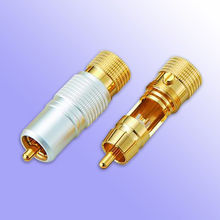 RCA Connectors from Taiwan