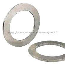 Sintered Neodymium Permanent Magnet Rings from China (mainland)