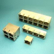 Multiple Port Connectors from Taiwan