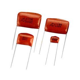 Metallized PP Film Capacitors from Taiwan