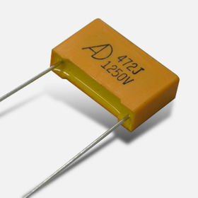 Electronic ballast High Voltage Capacitor from Taiwan