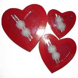 Heart-shaped Gift Boxes from China (mainland)