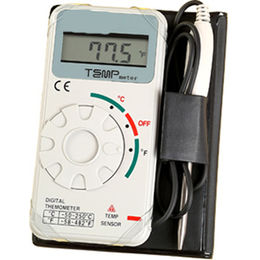Digital Thermometers from China (mainland)