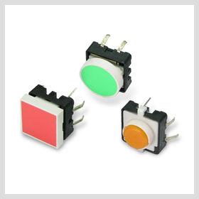 Taiwan LED Pushbutton Switch