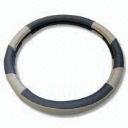 China Leather Steering Wheel Cover