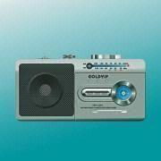 Desktop Radio Cassette Recorder from China (mainland)