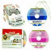 Ticket CD-Rom from Hong Kong SAR