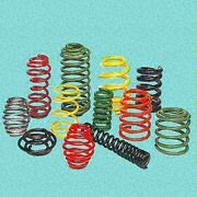 Round/Strip Compression Springs from Hong Kong SAR