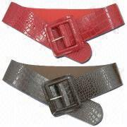 Ladies' PU Belts from China (mainland)