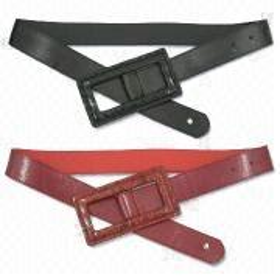 Ladies' PU Belts from China (mainland)