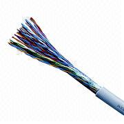 UTP 25 Pair Telecommunications Cable from China (mainland)