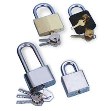 Well-Made Padlocks from Taiwan