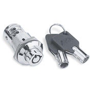 Zinc Alloy Tubular Motorcycle Lock System from Taiwan