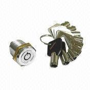 Tubular Plunger (Push-in) Lock