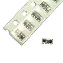 Chip Resistor Arrays from Taiwan