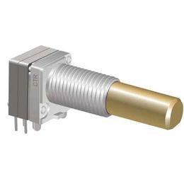 China 8mm Metal Shaft Encoder, Suitable for Walkie-Talkie