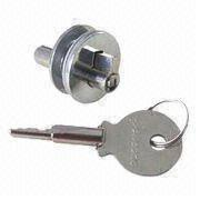 Plunger Lock, Showcase Lock, Sliding Glass Door Lock, Available for KA or KD 72 Combinations
