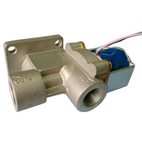 Gas Valve Solenoid from Taiwan