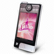 Flash MP4/MP3 Player with 1.3 Megapixel Camera and 2.4-inch TFT Screen