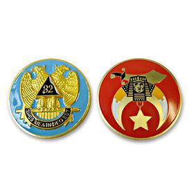 Curved Badge Manufacturer