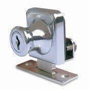Showcase Door Lock, Sliding Glass Door Lock, Available for Cabinet Swinging Glass Doors