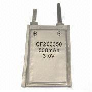 CF203350 - 3V Primary Lithium Manganese Dioxide T