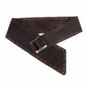 Leather Belts from China (mainland)