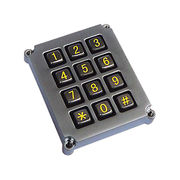 Metal Keyboard Pad Manufacturer