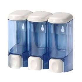 200mL Soap Dispenser, Available in Gold Plating from Harvest Cosmetic Industry Co Ltd